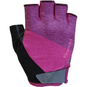 Roeckl Bergen Handschoenen, violet